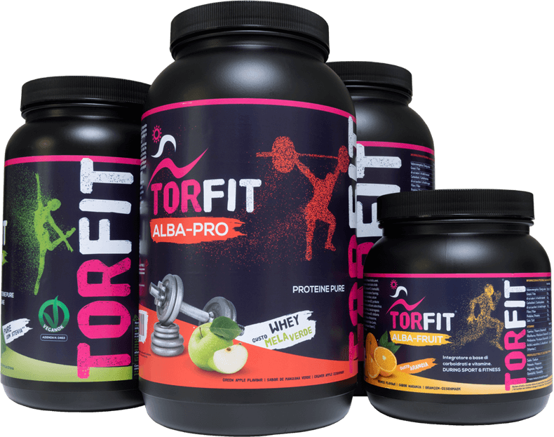 Find the TorFit line that's right for you